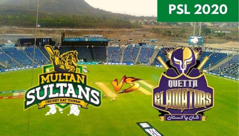 PSL2020 – Rain washes out Quetta vs Multan match at Gaddafi