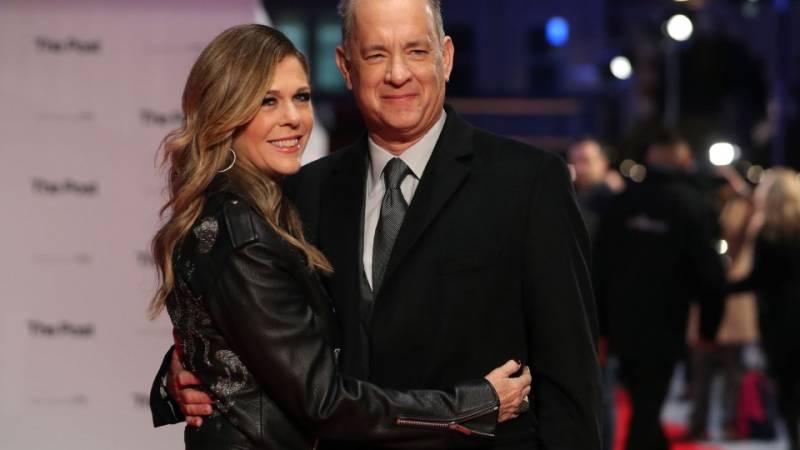 Tom Hanks, wife tested positive for coronavirus
