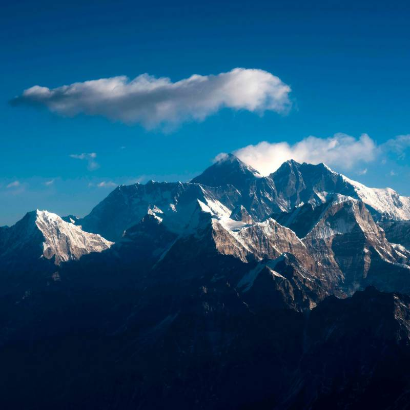 Coronavirus pandemic: Mount Everest closed off for all spring expeditions