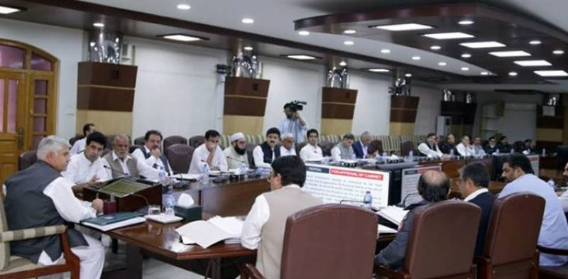 KP cabinet holds emergency meeting today over coronavirus threat