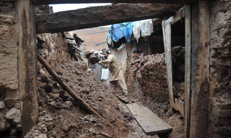 Rain related incidents claim 11 lives in KP