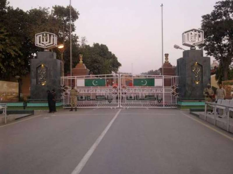 8 Pakistani nationals repatriated at Attari-Wagah border