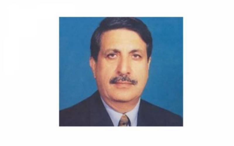 Ex-KP governor dies of heart attack