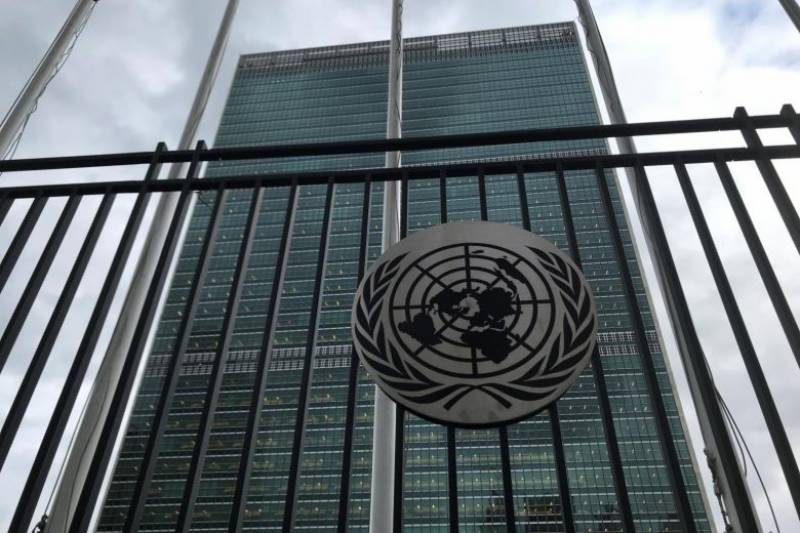 Philippines diplomat is first coronavirus case at UN HQs