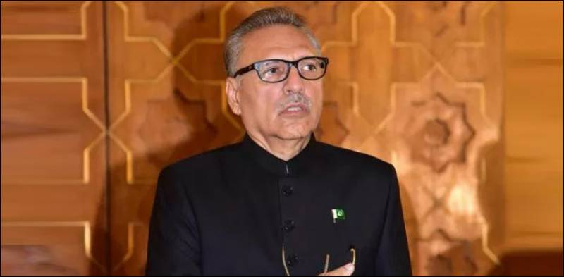 President Alvi emphasizes need for national awareness to prevent coronavirus spread