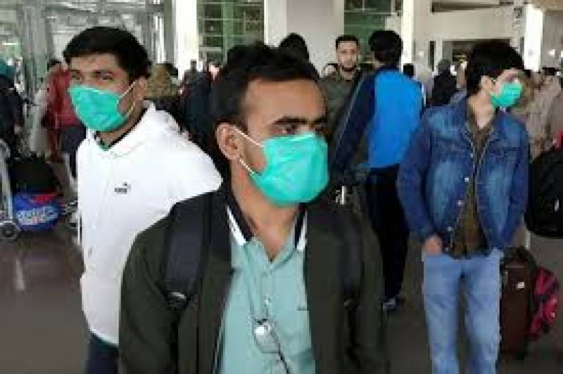 Confirmed Coronavirus cases in Pakistan surged to 94 with 76 in Sindh
