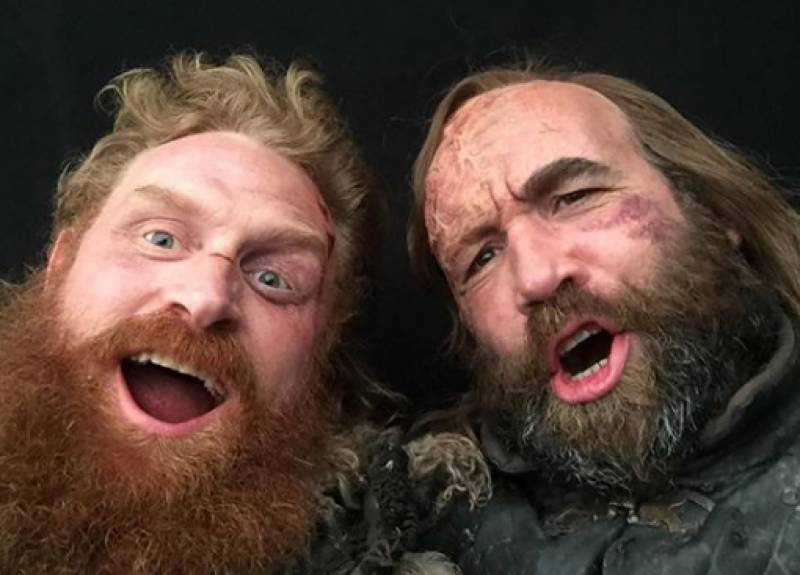 'Game of Thrones' star Kristofer Hivju tests positive for coronavirus