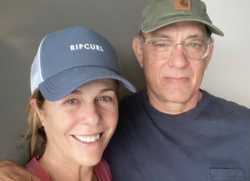 Tom Hanks, Rita Wilson released from coronavirus treatment