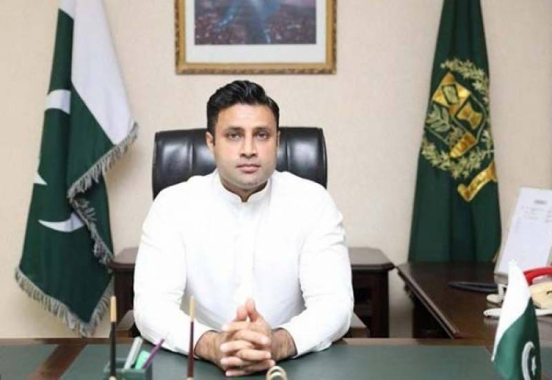 Zulfi Bukhari denies role in cross-border movement of pilgrims at Taftan