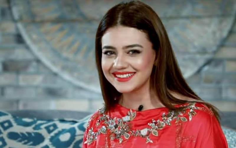 Zara Noor Abbas pens an emotional note for the entire team of Ehd-e-Wafa