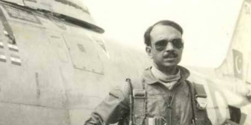 Pakistan remembers war hero MM Alam on his 7th death anniversary