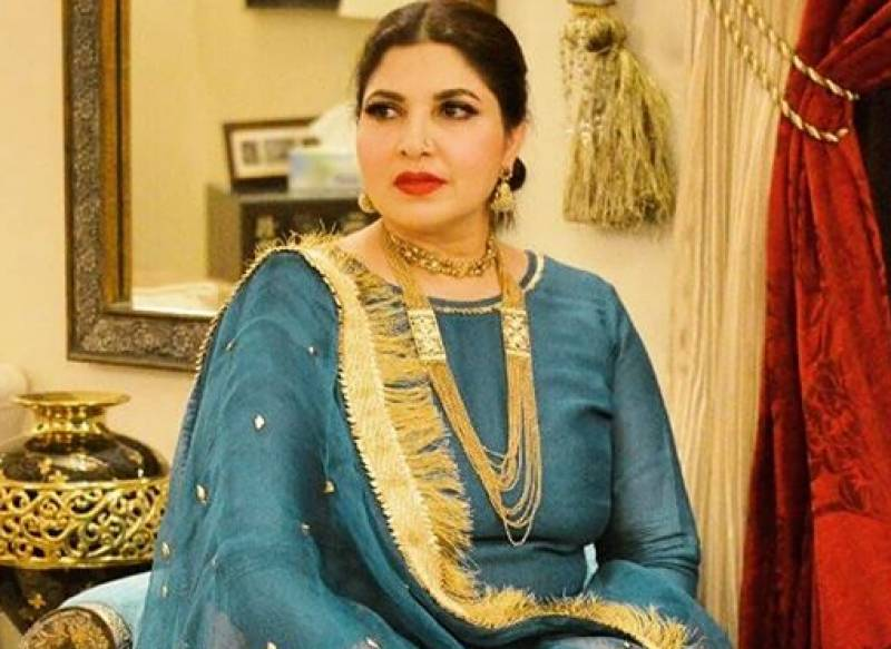Shagufta Ejaz urges fans to avoid going out unnecessarily, wash hands frequently