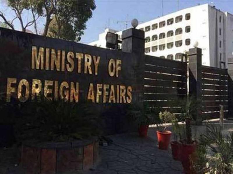 Pakistan urges India to lift restrictions/blockade in IOJ&K amid outbreak of coronavirus