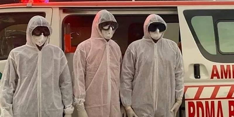 Coronavirus cases rise to 497 in Pakistan