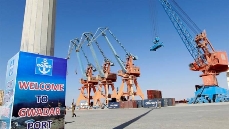 Chinese staff return to Pakistan via charter flight for CPEC projects