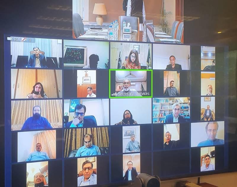 Punjab govt officials begin video conferencing from laptops, mobile phones