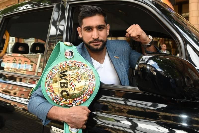 Amir Khan among several big names for WBC shot
