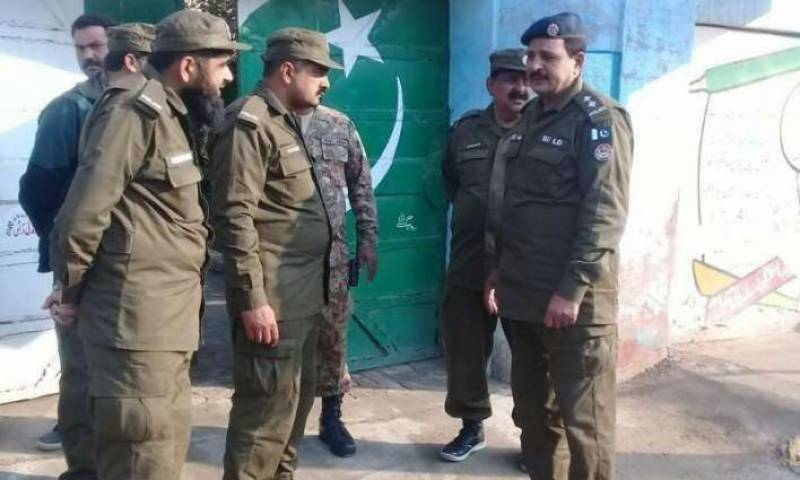 Coronavirus: Lahore Police warn action over violation of Section-144