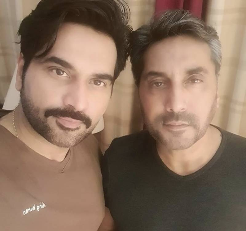 COVID-19: Humayun Saeed and Adnan Siddiqui in the clear, test results come out negative