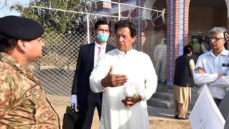 PM Imran announces multi-billion stimulus package amid coronavirus outbreak