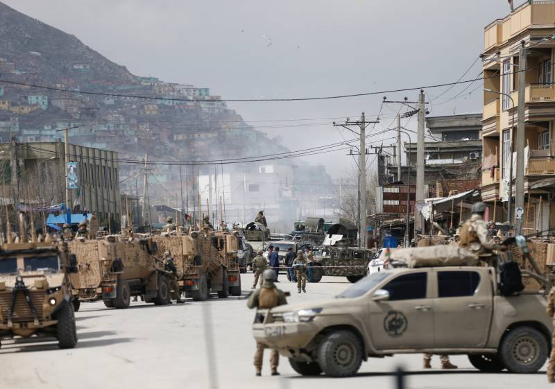 At least 20 killed in attack on Sikh religious complex in Afghanistan