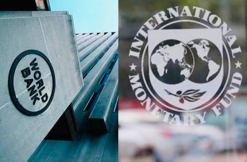 Pakistan welcomes IMF, WB statement for suspending debt payment by dev countries