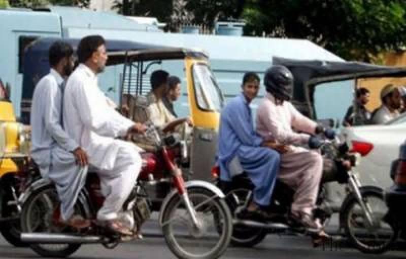 Punjab bans pillion riding till April 7