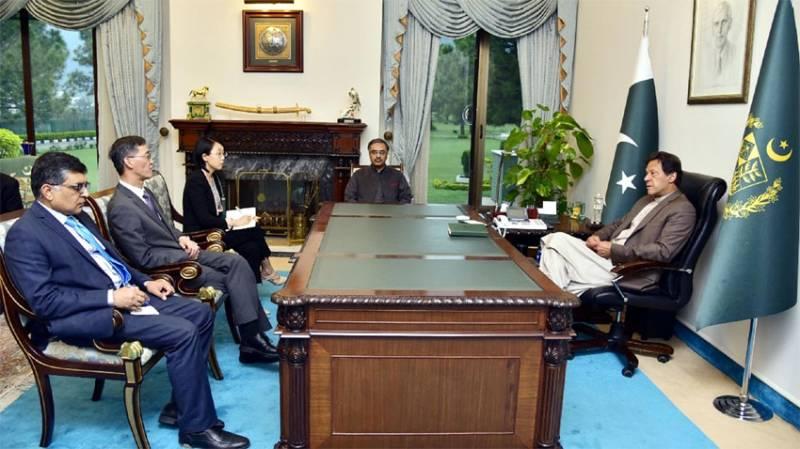 Medical equipment provided by China to strengthen Pakistan's capacity to counter coronavirus pandemic: PM Imran
