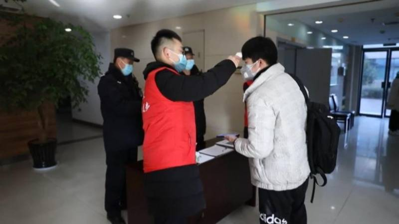 China temporarily bans entry of foreign national to avoid imported infections of coronavirus
