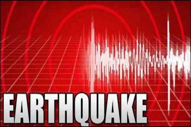 4.7 magnitude earthquake reported in Islamabad