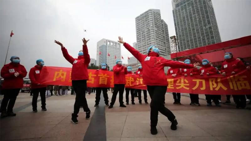 Coronavirus: Chinese city of Wuhan partially reopens after 2 months of lockdown