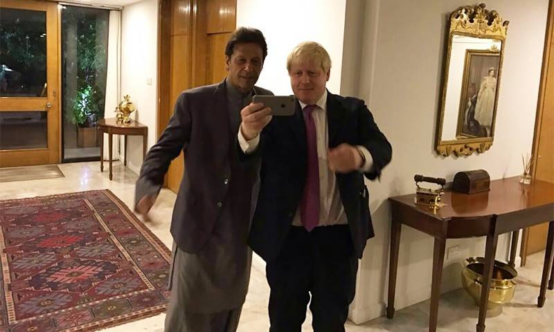 Imran Khan wishes speedy recovery of Prince Charles, Boris Johnson