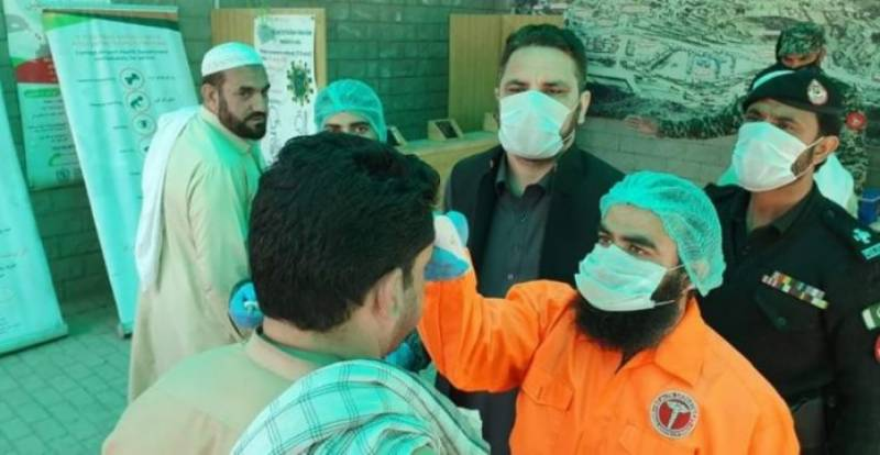 Khyber Pakhtunkhwa approves Rs11.40 billion package over coronavirus