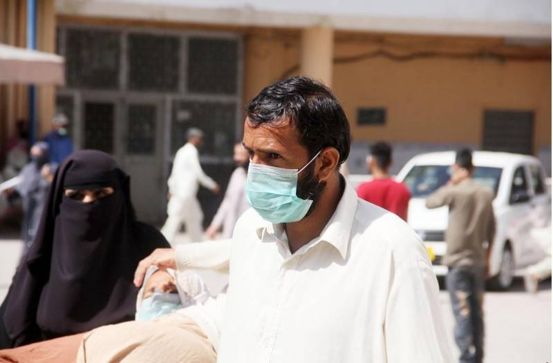 Coronavirus infection cases reach 1,495 in Pakistan