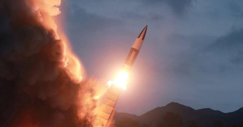 N Korea test fires two short-range ballistic missiles