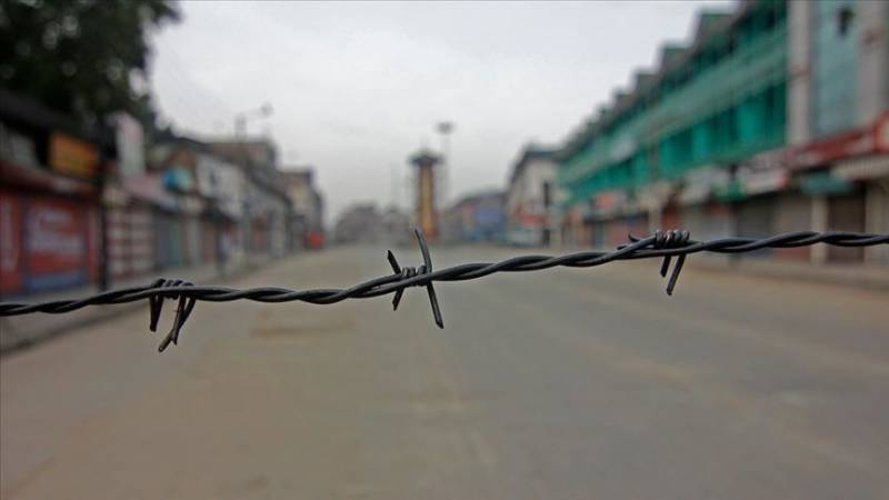 Pakistan calls for lifting restrictions in IoJ&K as COVID-19 pandemic spreads