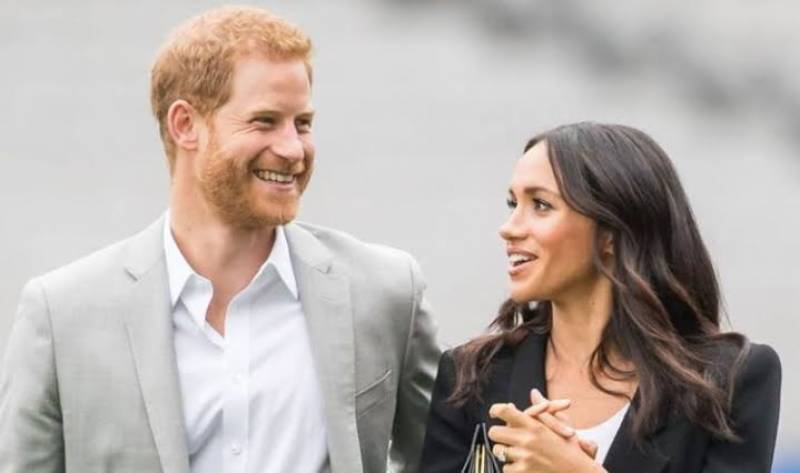 Meghan and Harry never planned on making Donald Trump pay for security