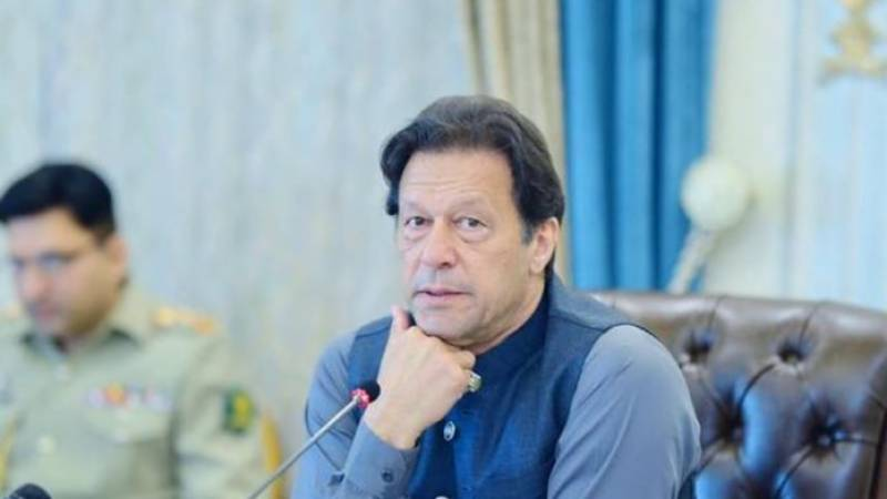 Imran Khan asks Pakistanis to donate in PM's Relief Fund for COVID-19