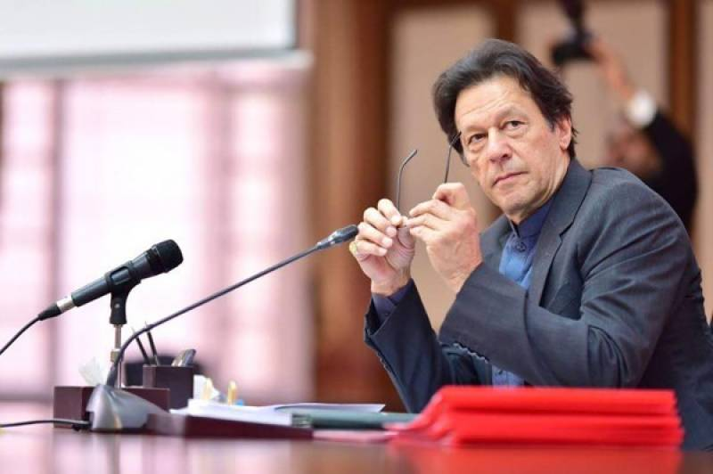 PM Imran launches SMS service to provide emergency cash
