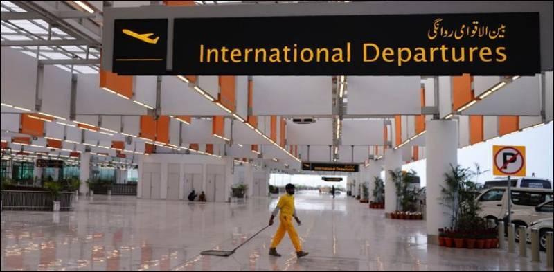 CAA suspends international, domestic flights till April 11