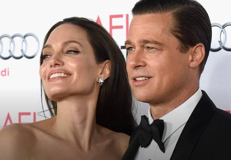 Brad Pitt shares how he got rid of Angelina Jolie's feelings after divorce