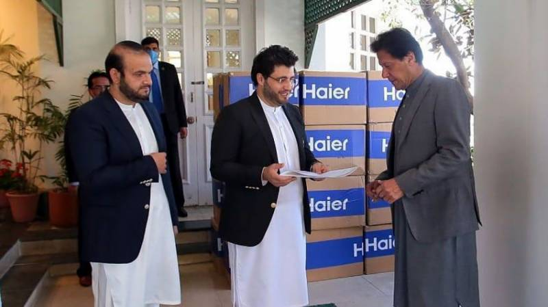 PM's Corona Relief Fund receives donations from Haier, Zalmi Foundation