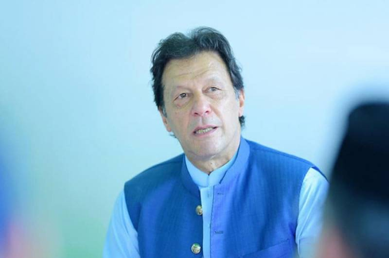 PM Imran salms BJP's key leader over bigoted remarks against Muslims