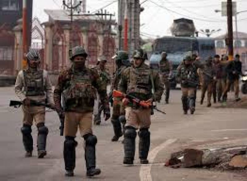 Indian troops kill three youth in IOK