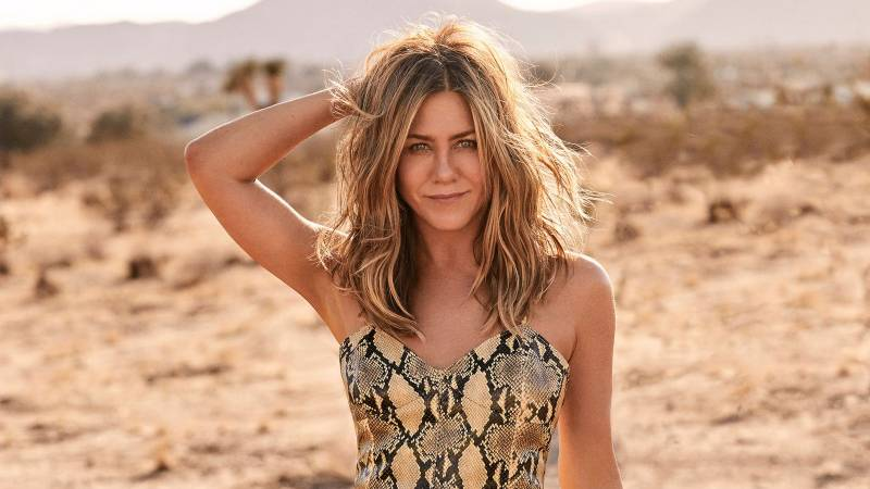 Jennifer Aniston hasn't found self-isolating difficult, here's why