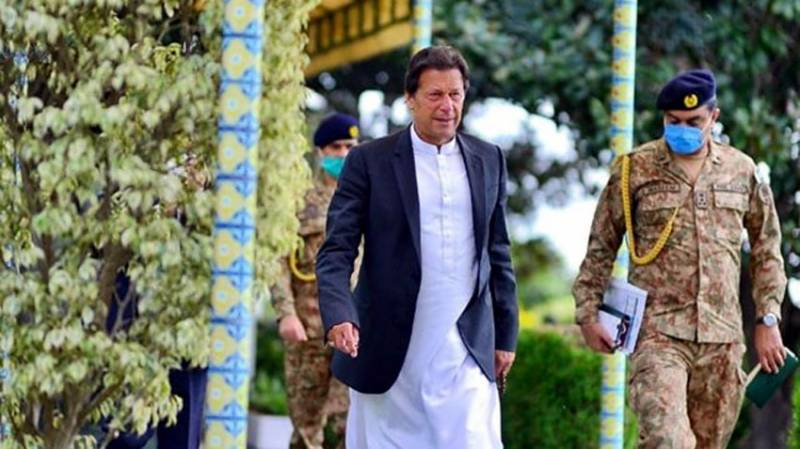 PM Imran in Lahore to lead fight against coronavirus