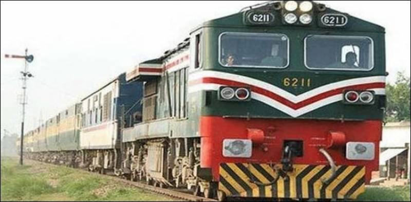 'Lockdown causing Rs1 billion rupees losses to railway system in every week'