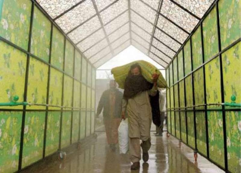 Pakistan develops smart thermal detector walkthrough gates to check coronavirus spread