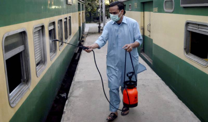 Pakistan Railways to resume train services from April 15