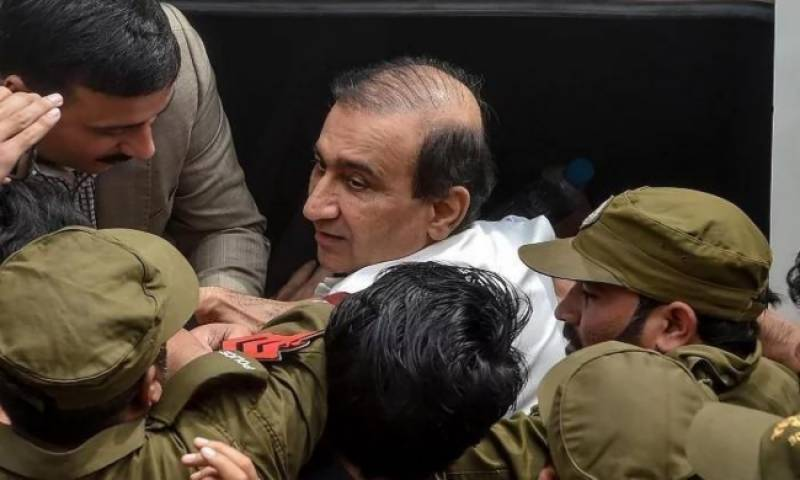 LHC dismisses bail petitions for release of Mir Shakil-ur-Rehman